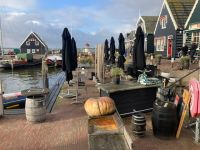 Cafe terraces in Marken remain shut. Photo: DutchNews