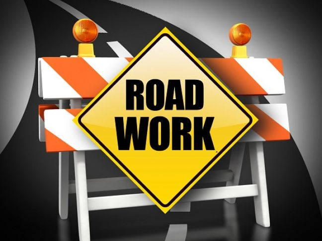 Ministry VROMI Traffic Alert: Partial road closure of L.B. Scott Road intersection Pessle Drive