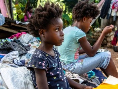 UNICEF: Haiti children vulnerable to 'violence, poverty and displacement'