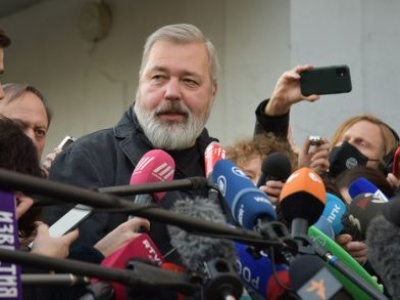 Nobel laureate Dmitry Muratov won't keep 'a single cent' of his prize money